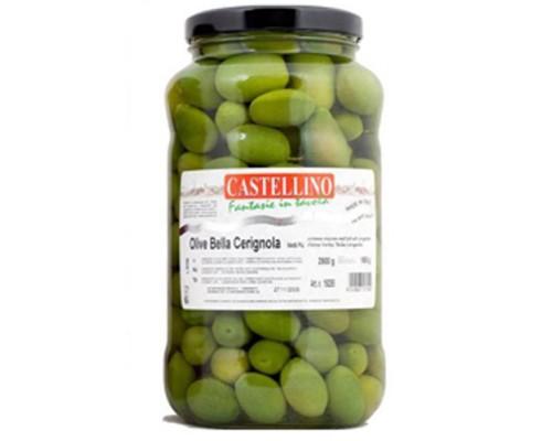 Castellino Bella Cerignola groen 2,9kg
