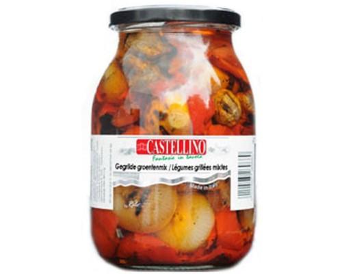 Castellino Gegrilde groentenmix
