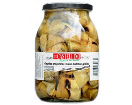 Castellino Gegrilde artisjokharten