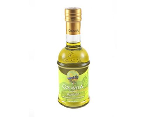 Colavita e.v. olijfolie Basilolio