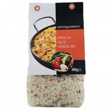 Naturalmente Paella rijst met groenten