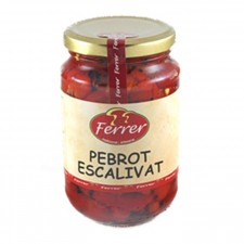 Ferrer Pebrot Escalivat