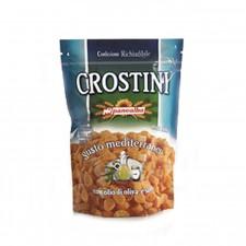 Panealba Crostini gusto Mediterraneo