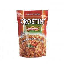 Panealba Crostini gusto pomodoro e basilico