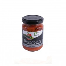 Deli di Paolo Bruschetta zucchine & paprika